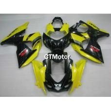 CTMotor 2009 2010 2011 2012 SUZUKI GSXR 1000 K9 FAIRING FAE