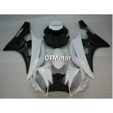 CTMotor 2006-2007 YAMAHA YZF R6 YZFR6 YZF-R FAIRING BCD