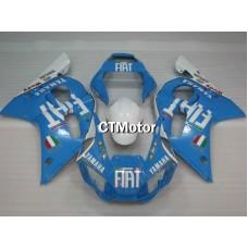 CTMotor 1998-2002 YAMAHA YZF R6 YZFR6 YZF-R FAIRING BHC