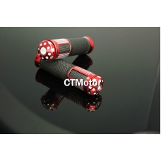CTMotor For Honda Hand Grips CBR 600 1000 600RR 900 RR 1000RR RC