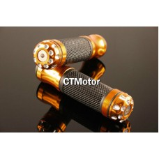 CTMotor For Honda Hand Grips CBR 600 1000 600RR 900 RR 1000RR GB