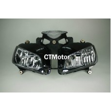 CTMotor Headlight Assembly For Honda CBR 1000 RR 2004 2005 2006 2007