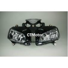 CTMotor Headlight Assembly For Honda CBR 1000 RR 2004 2005 2006 2007