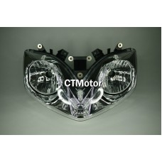 CTMotor Headlight Assembly For Honda CBR 600 F4 F4i 01 02 03 04 05 06 07