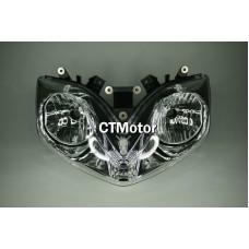CTMotor Headlight Assembly For Honda CBR 600 F4 F4i 01 02 03 04 05 06 07