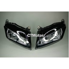 CTMotor Headlight Assembly For Honda CBR 600 RR F5 2007 2008