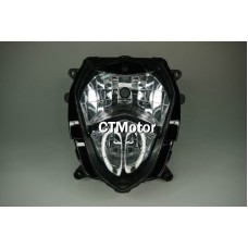 CTMotor Headlight Assembly For Suzuki GSXR 1000 K3 2003 2004