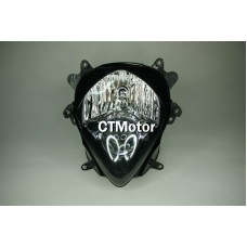 CTMotor Headlight Assembly For Suzuki GSXR 1000 K7 2007 2008