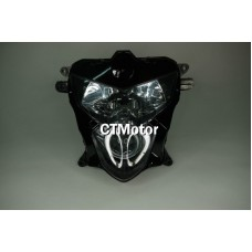 CTMotor Headlight Assembly For Suzuki GSXR 600 750 K4 2004 2005