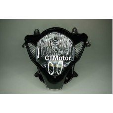 CTMotor Headlight Assembly For Suzuki GSXR 600 750 K6 2006 2007