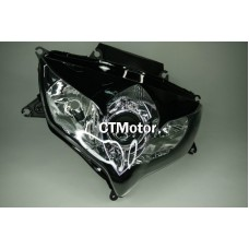 CTMotor Headlight Assembly For Suzuki GSXR 600 750 K8 2008 2009