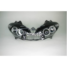 CTMotor Headlight Assembly For Yamaha YZF R6 2003 2004 2005