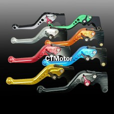 CTMotor Brake Clutch Levers For Suzuki SV650 / S 1999-2010