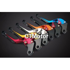 CTMotor Extendable Brake Clutch Levers For Kawasaki ZX6R 1995-1999