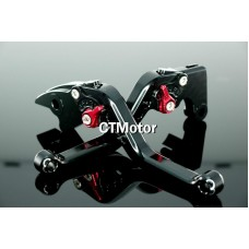 CTMotor 2002-2003 FOR HONDA CBR 954 RR 954RR BLACK LEVER