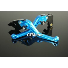 CTMotor 2002-2003 FOR HONDA CBR 954 RR 954RR BLUE LEVER