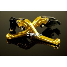 CTMotor 2002-2003 FOR HONDA CBR 954 RR 954RR GOLD LEVER