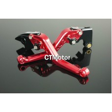 CTMotor 2002-2003 FOR HONDA CBR 954 RR 954RR RED LEVER