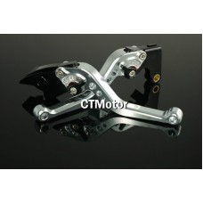 CTMotor 2003-2006 FOR HONDA CBR 600 RR 600RR F5 Silver LEVER