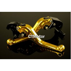 CTMotor 2004-2007 FOR HONDA CBR 1000 RR 1000RR GOLD LEVER