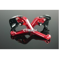 CTMotor 2004-2007 FOR HONDA CBR 1000 RR 1000RR RED LEVER