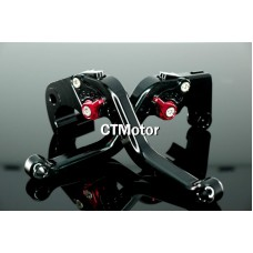 CTMotor 2007-2009 FOR HONDA CBR 600 RR 600RR F5 BLACK LEVER