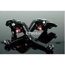 CTMotor 2000-2006 FOR HONDA RVT1000 RC51 SP1 SP2 BLACK LEVER