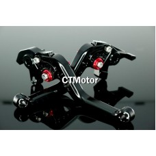 CTMotor 1998-2001 FOR HONDA VFR 800 BLACK LEVER