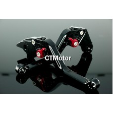 CTMotor 2000-2001 FOR HONDA CBR 929 RR 900RR BLACK LEVER