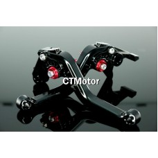 CTMotor 1993-1999 FOR HONDA CBR 893 RR 900RR BLACK LEVER