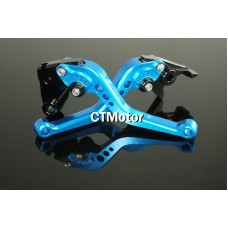 CTMotor 2003-2006 FOR KAWASAKI Z1000 Z 1000 BLUE LEVER