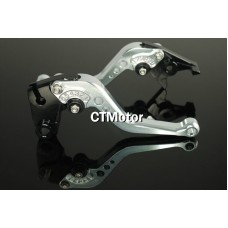 CTMotor 2000-2003 FOR KAWASAKI ZX9R ZX-9R ZX Silver LEVER
