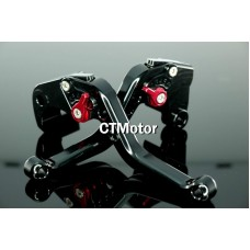 CTMotor 2005-2006 FOR KAWASAKI ZX6R ZX636R ZX6RR BLACK LEVER