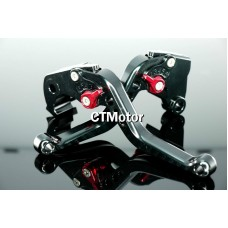 CTMotor 2006-2009 FOR KAWASAKI ZX10R ZX-10R ZX BLACK LEVER