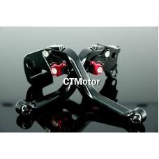 CTMotor 2007-2008 FOR SUZUKI GSXR 1000 GSX-R K7 BLACK LEVER