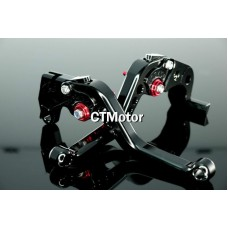 CTMotor 2004-2005 FOR SUZUKI GSXR 600 750 K4 BLACK LEVER