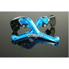 CTMotor 2004-2005 FOR SUZUKI GSXR 600 750 K4 BLUE LEVER