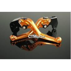 CTMotor 2004-2005 FOR SUZUKI GSXR 600 750 K4 COPPER LEVER