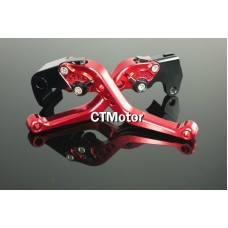 CTMotor 2004-2005 FOR SUZUKI GSXR 600 750 K4 RED LEVER