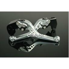 CTMotor 2004-2005 FOR SUZUKI GSXR 600 750 K4 Silver LEVER
