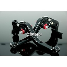 CTMotor 2006-2007 FOR SUZUKI GSXR 600 750 K6 BLACK LEVER