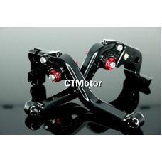 CTMotor 2005-2006 FOR SUZUKI GSXR 1000 GSX-R K5 BLACK LEVER