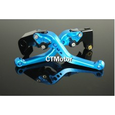CTMotor 2006-2007 FOR SUZUKI GSXR 600 750 K6 BLUE LEVER