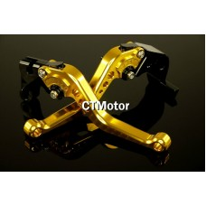 CTMotor 2006-2007 FOR SUZUKI GSXR 600 750 K6 GOLD LEVER