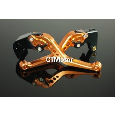 CTMotor 2006-2007 FOR SUZUKI GSXR 600 750 K6 COPPER LEVER