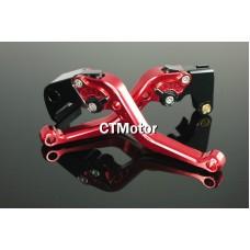 CTMotor 2005-2006 FOR SUZUKI GSXR 1000 GSX-R K5 RED LEVER