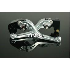 CTMotor 2005-2006 FOR SUZUKI GSXR 1000 GSX-R K5 Silver LEVER