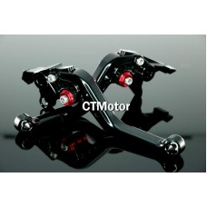 CTMotor 2001-2007 FOR SUZUKI GSX1400 GSX 1400 BLACK LEVER