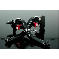 CTMotor 1999-2004 FOR YAMAHA YZF R6 YZFR6 YZF-R BLACK LEVER