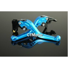 CTMotor 1999-2004 FOR YAMAHA YZF R6 YZFR6 YZF-R BLUE LEVER